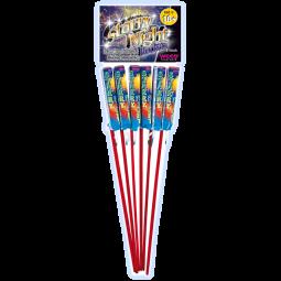 Starry Night Rocket