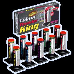 Colour Thunder King