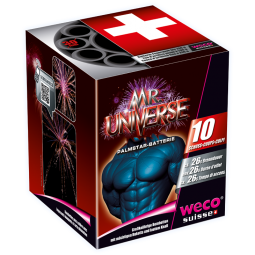Mr. Universe, 10 Schuss
