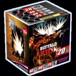Buffalo Bill, 20 Schuss