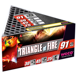 Triangle of Fire, 91 Schuss