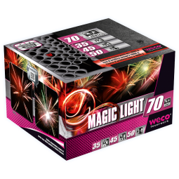 Magic Light, 70 Schuss