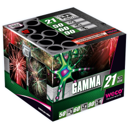 Gamma, 21 Schuss