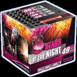 Stars of the Night, 49 Schuss
