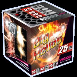 Big Helios, 25 Schuss