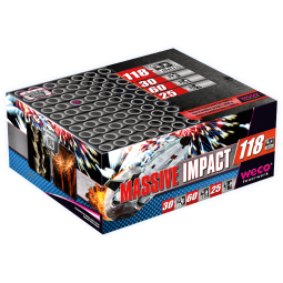 Massive Impact, 118 Schuss