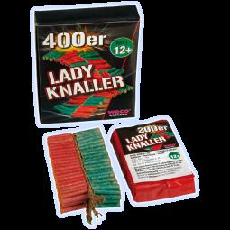 Lady-Cracker, 400 Schuss