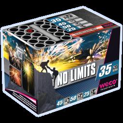 No Limits, 35 Schuss