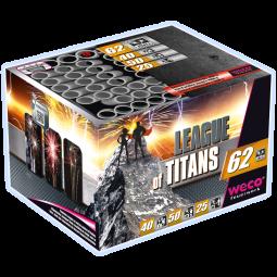 League of Titans, 62 Schuss