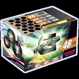 G Force, 48 Schuss Batterie