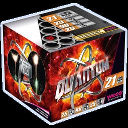 Quantum, 21 Schuss Batterie