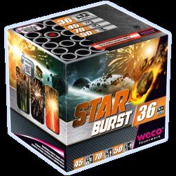 Starburst, 36 Schuss Batterie