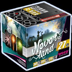 Neverland, 27 Schuss Batterie