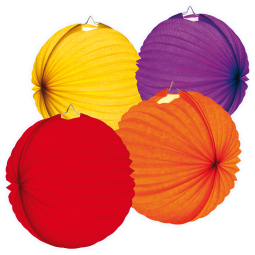 Ballonlampion uni